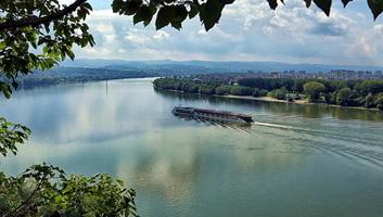 Több mint száz kilométerrel lett rövidebb a Duna - illusztráció