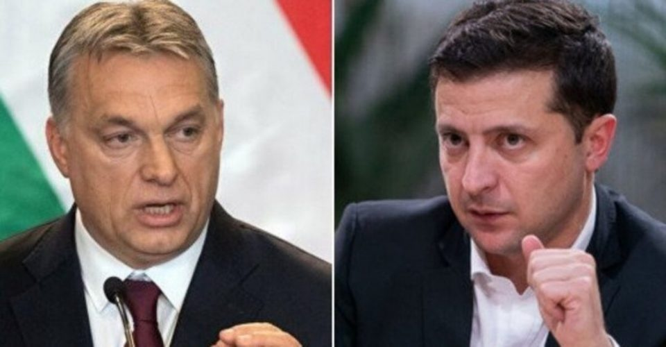 Orbán és Zelenszkij