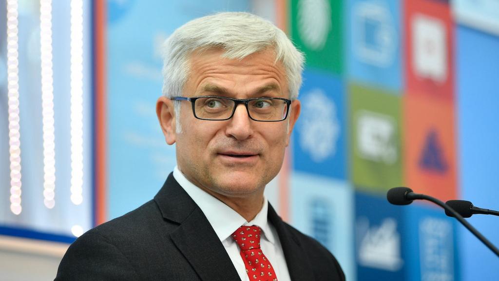 Radovan Jelašić, a Magyar Bankszövetség új elnöke