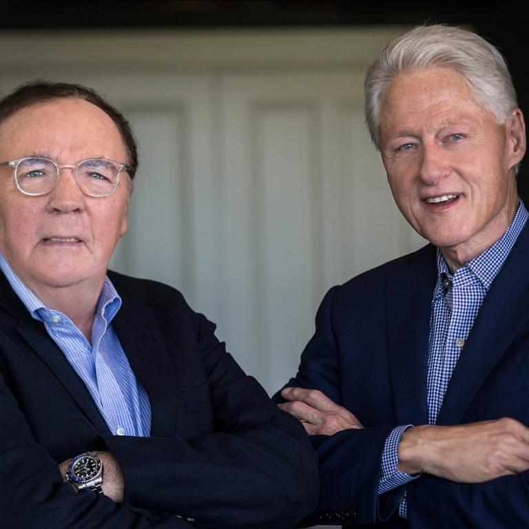 Egyikük írni tud, másikuk pedig az, amit csak egy elnök tudhat: James Patterson és Bill Clinton