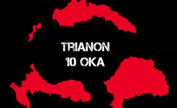 A Trianon 10 oka c. Youtube-sorozat és a Trianon100 applikáció - A cikkhez tartozó kép