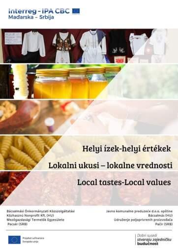 Pacsér: Helyi ízek – helyi értékek, házi termék, házi íz - A cikkhez tartozó kép