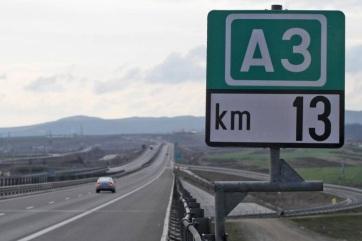 Aláírták az észak-erdélyi autópálya Marosvásárhely melletti szakaszának a megépítési szerződését - A cikkhez tartozó kép