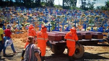 A világban több mint 5,8 millióan fertőződtek meg, Brazíliában nagyon gyorsan terjed a kór - illusztráció