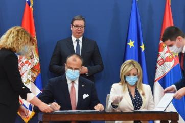 Az EU 70 millió eurót ad Szerbiának - A cikkhez tartozó kép