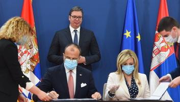 Az EU 70 millió eurót ad Szerbiának - illusztráció