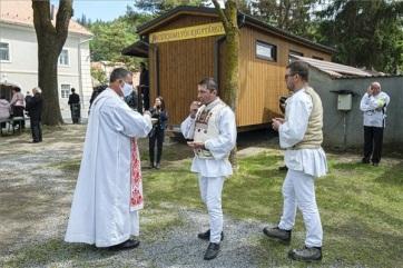Kovács Gergely érsek Csíksomlyó kapcsán: A járvány visszavezet bennünket a lényeghez, az ünnep magvához - A cikkhez tartozó kép