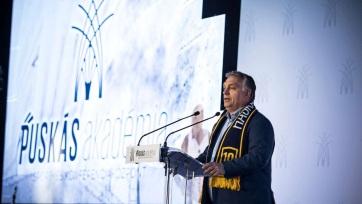 Orbán: A futball mindig vigasz és elégtétel volt a magyar ember számára - A cikkhez tartozó kép