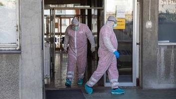 Az elmúlt 24 órában nincs halálos áldozata a koronavírus-járványnak Szerbiában - illusztráció