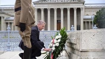 A magyar hősökre emlékezünk ma - illusztráció
