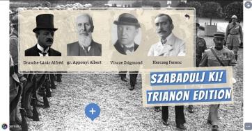 Trianoni szabadulószobát terveztek szegedi tanárok - A cikkhez tartozó kép