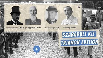 Trianoni szabadulószobát terveztek szegedi tanárok - illusztráció