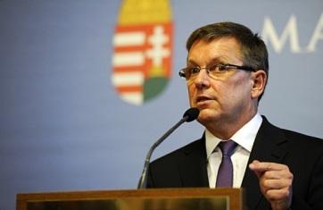 Matolcsy György: Nincs rendszerszintű válság, de vannak nehézségek - A cikkhez tartozó kép