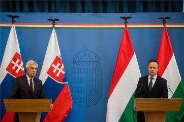 Szijjártó: Soha nem volt olyan jó a magyar-szlovák együttműködés, mint jelenleg - A cikkhez tartozó kép