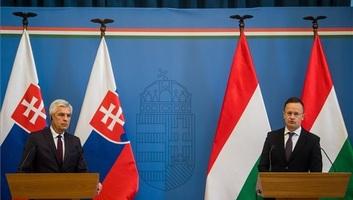 Szijjártó: Soha nem volt olyan jó a magyar-szlovák együttműködés, mint jelenleg - illusztráció