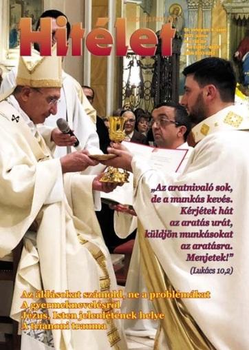 Megjelent a júniusi Hitélet - A cikkhez tartozó kép