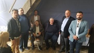 Szeghegyre látogatott Šešelj - A cikkhez tartozó kép