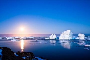 A Déli-óceán felett a legtisztább a levegő a Földön - A cikkhez tartozó kép