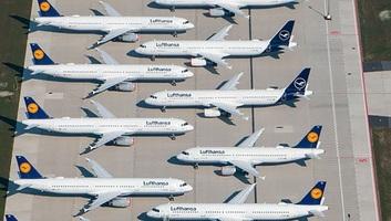 A Lufthansa szerint 2023-ig tart a válság a légi közlekedésben - illusztráció