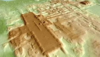 A legősibb, legnagyobb maja építményt fedezték fel Mexikóban - illusztráció