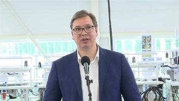 Vučić: Hatalmas nyomás várható Koszovó miatt, erős kormányra van szükségünk - illusztráció