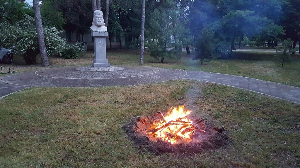 Az összetartozás tüze Horgoson