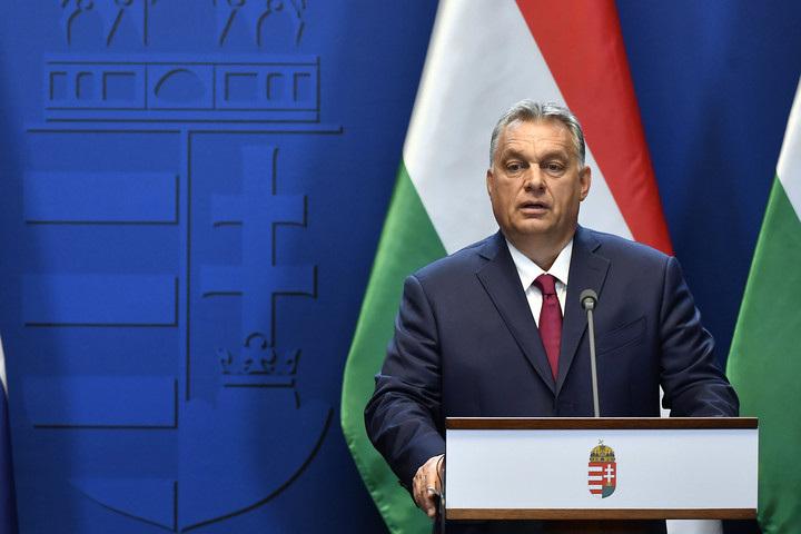 Orbán Viktor, a párt elnöke
