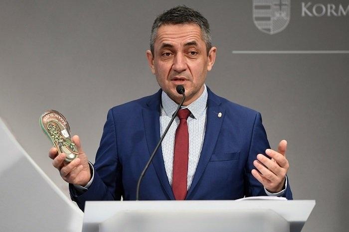Potápi Árpád János, a magyar Miniszterelnökség nemzetpolitikáért felelős államtitkára