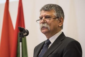 Kövér László: Soha mást, csak nemzeti politikát Magyarországon! - A cikkhez tartozó kép