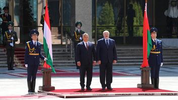 Orbán Minszkben: Nem elég szorosak a magyar-fehérorosz kapcsolatok - illusztráció