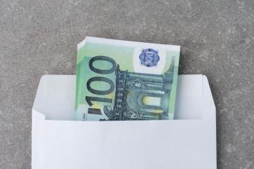 Segítség azoknak, akik nem tudják, melyik bankot választották, amikor a 100 euróért jelentkeztek - A cikkhez tartozó kép