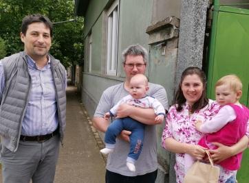 Ada: Idén is támogatják a községbeli újszülötteket - A cikkhez tartozó kép