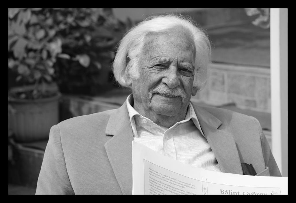 Dr. Bálint György (1919-2020)