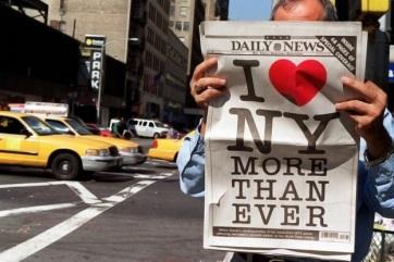 Meghalt az I ❤ NY logó tervezője, Milton Glaser - A cikkhez tartozó kép