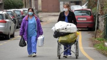 Csak azokon végzik el Szerbiában a koronavírustesztet, akiknek tünetei vannak - A cikkhez tartozó kép