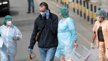 Rendkívüli helyzet Vranjéban a koronavírus-járvány miatt - A cikkhez tartozó kép