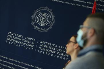 Boszniai Szerb Köztársaság: A felügyelőség fokozottan ellenőrzi a koronavírus elleni intézkedések betartását - A cikkhez tartozó kép
