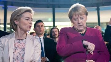Július elsejétől Németország veszi át az Európai Unió soros elnökségét - A cikkhez tartozó kép