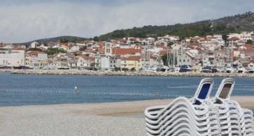 Horvátországban 70 százalékkal kevesebb turista nyaralt az első félévben - A cikkhez tartozó kép