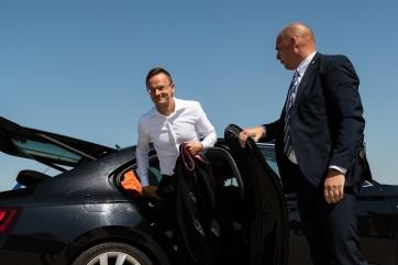 Szijjártó: Magyarország is beszáll a kapacitás-újraelosztási versenybe - A cikkhez tartozó kép
