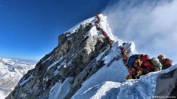 230 éve született a Föld legmagasabb hegyének névadója - A cikkhez tartozó kép