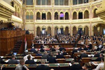 Az Országgyűlés elfogadta a 2021-es költségvetést - A cikkhez tartozó kép