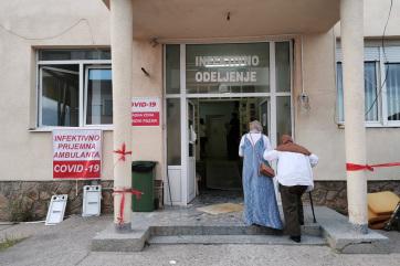 Novi Pazar: 24 óra alatt öt haláleset - A cikkhez tartozó kép