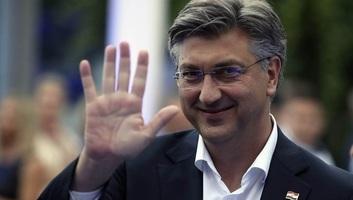 Horvátországi választások: A győztes HDZ megkapja a támogatást a parlamenti többséghez - illusztráció
