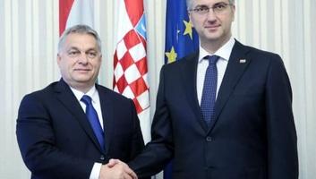 Orbán Viktor szerint új lendületet kaphatnak a horvát-magyar kapcsolatok - illusztráció