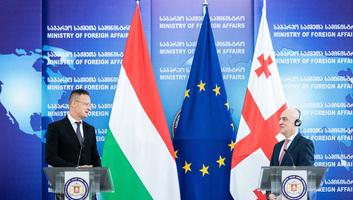 Szijjártó Péter szerint a keleti partnerség az Európai Unió egyik legfontosabb politikája - illusztráció