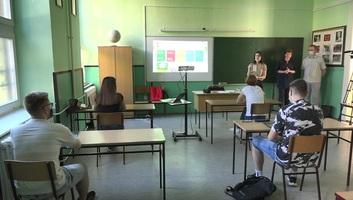 Intenzív szerb nyelvi tanfolyam középiskolások részére a Magyar nemzeti Tanács jóvoltából - illusztráció