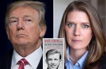 Könyvet írt Trump unokahúga: Nem a legkedvezőbb színben tünteti fel az elnököt - A cikkhez tartozó kép