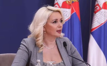 Kisić Tepavčević: Nem lenne szükség az új intézkedésekre, ha betartottuk volna az általános óvintézkedéseket - A cikkhez tartozó kép