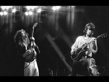 Jimmy Page-dzsel közös, kiadatlan dal is hallható a Rolling Stones őszre ígért kiadványában - A cikkhez tartozó kép